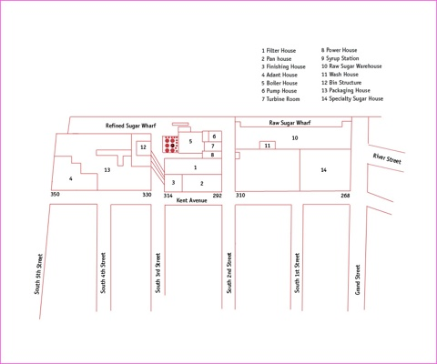 Click for larger version of site plan